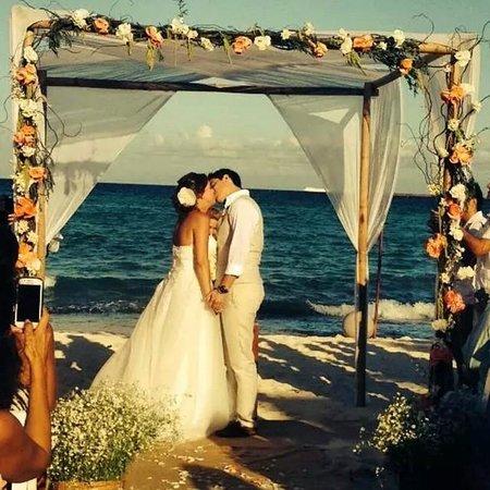 Le Reve Hotel & Spa: La mejor boda del mundo =)