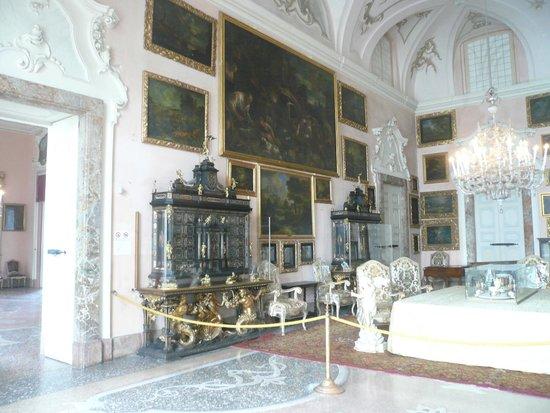 Villa la Camana: Isola Bella palazzo Borromeo