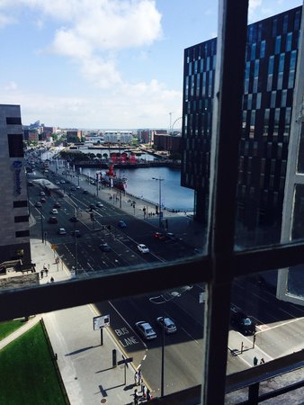30 James Street, Home of the Titanic: View from the room