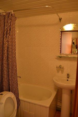 Hotel Stalagmit: Ванная