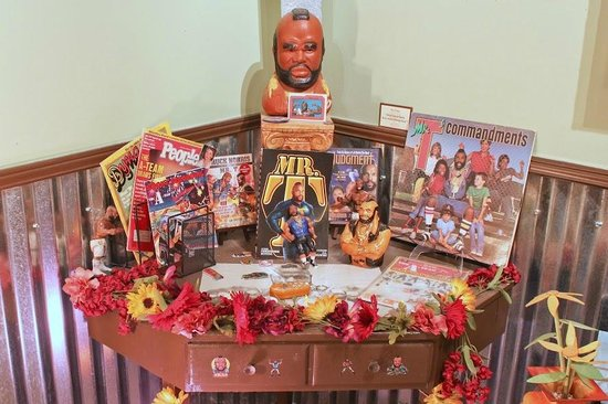 HomeGrown Decatur: The famous shrine to Mr. T.