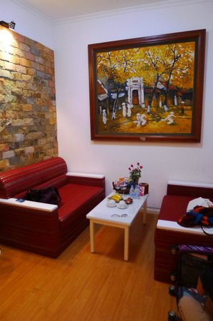 Hanoi Royal Palace Hotel 2 : family suite