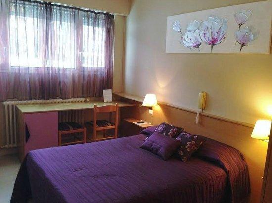Hotel Le Jura : chambre standard +