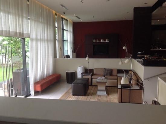 Courtyard Panama at Metromall Mall: El business center es muy comodo para trabajar dese el Hotel