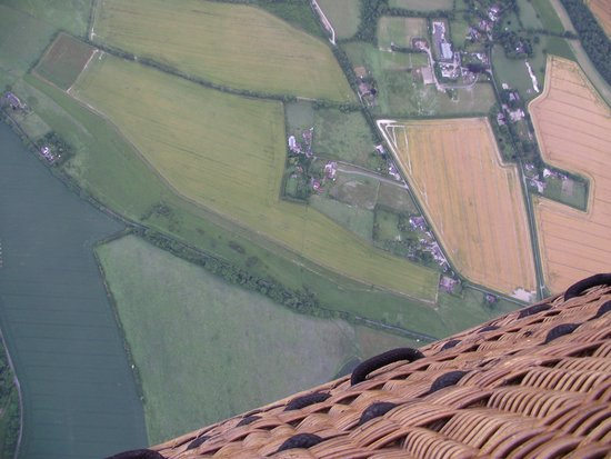 Kent Ballooning: Kent patchwork