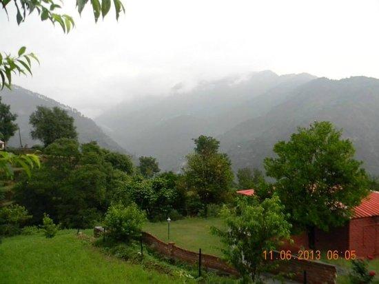 Himalayan Comforts: Scenic beauty