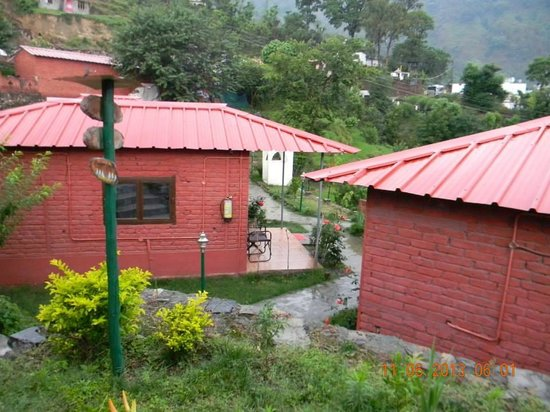 Himalayan Comforts: Awesome rooms