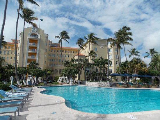 British Colonial Hilton Nassau: pool area