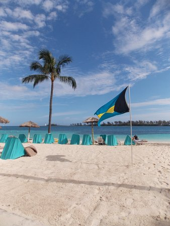 British Colonial Hilton Nassau: Beach