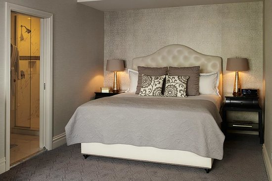 Lenox Hotel: Penthouse Suite - Bedroom
