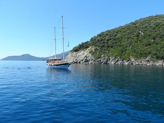Casa De Maris Spa & Resort Hotel: boat trip