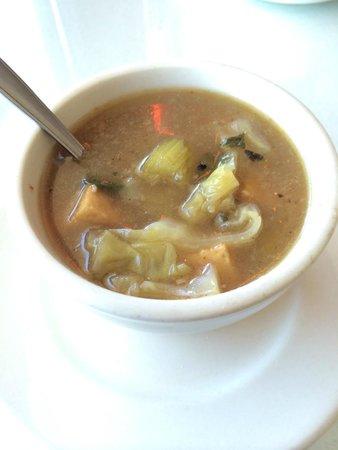 Thai Sawasdee: Wanton Soup