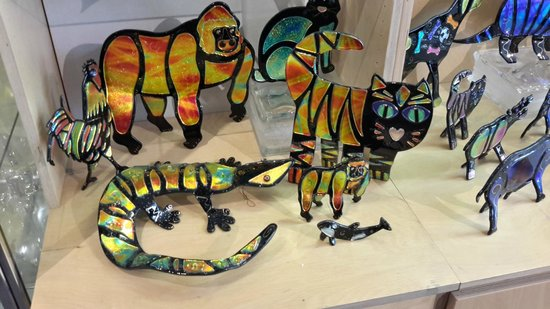 The Glass Menagerie : Dichroic Animals