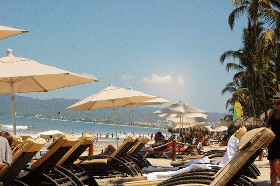 Marival Resort & Suites: VIP BEACH CLUB