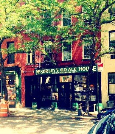 CityRover Walks NY : City of Dreams Tour Pub stop