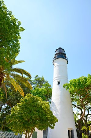Key West Lighthouse and Keeper's Quarters Museum: Key West Lighthouse June 23 2014
