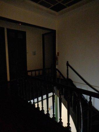 Colonial Chile : area interna do hotel