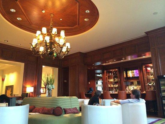 The Ritz-Carlton, Grand Cayman: Silver Palm Lounge