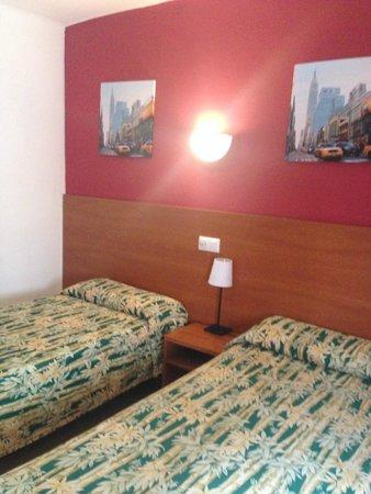 Pension el Moli : отель