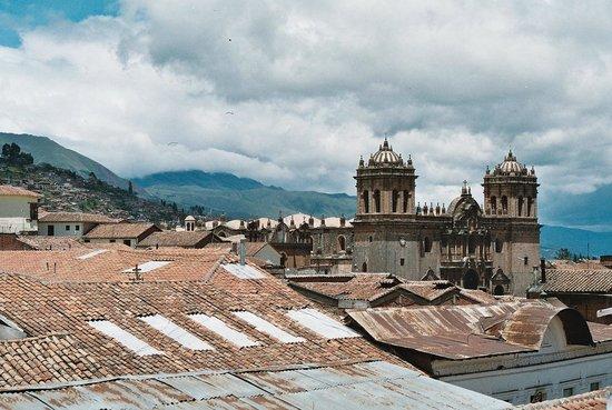 Cathédrale Notre-Dame-de-l'Assomption : Catedral de Cuzco