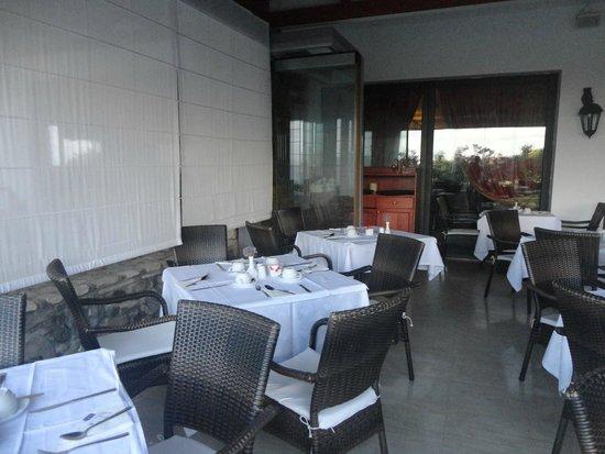 Mitsis Ramira Beach Hotel : restaurant