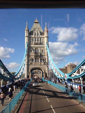 Puente Tower Bridge: Tower Bridge, London, UK