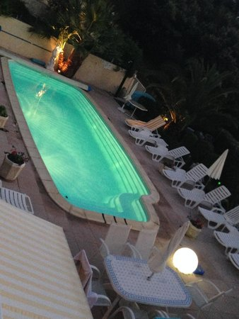 Villa Tricoli : Vue de la piscine