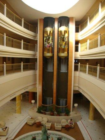 Hotel Palace Hammamet Marhaba: Hotel