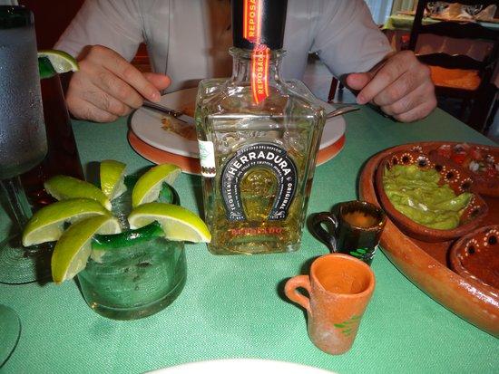 Valentin Imperial Riviera Maya: Tequila Shots, Anyone??