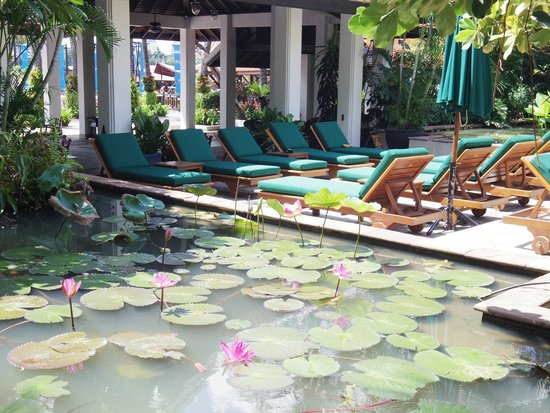 Anantara Riverside Bangkok Resort: プール