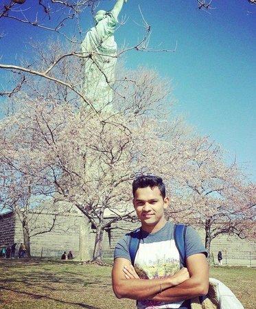 Statue de la liberté : libertad