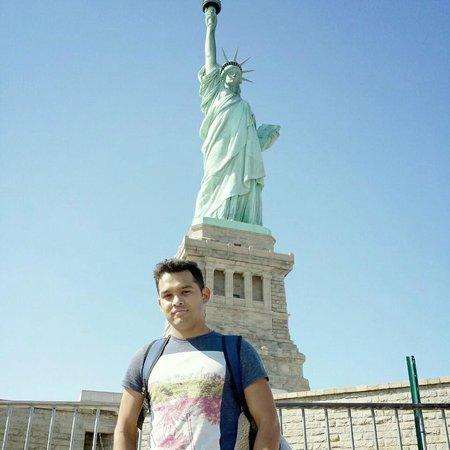 Statue de la liberté : estatua