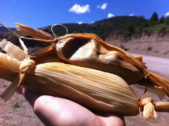 Teresas Tamales: Such BEAUTIFUL and delicious tamales!