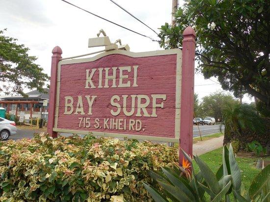 Kihei Bay Surf: entrada