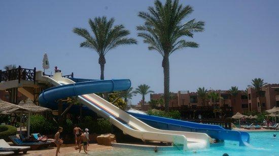 Rehana Sharm Resort: Главный бассейн