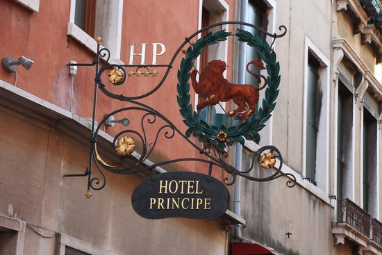 Hotel Principe : Front of hotel