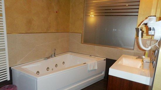 Al Sole Hotel Beauty & Vital: bagno