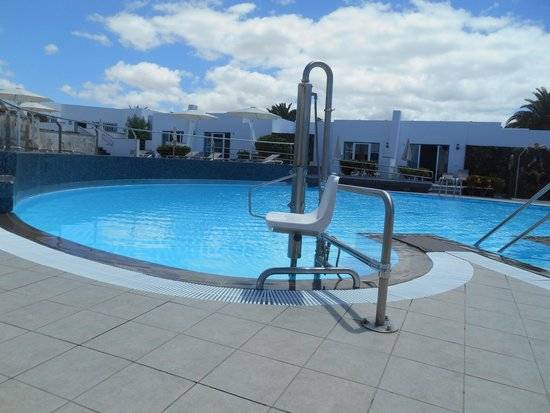 Nautilus Lanzarote: piscine