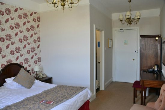Friars Carse Country House Hotel: Bedroom