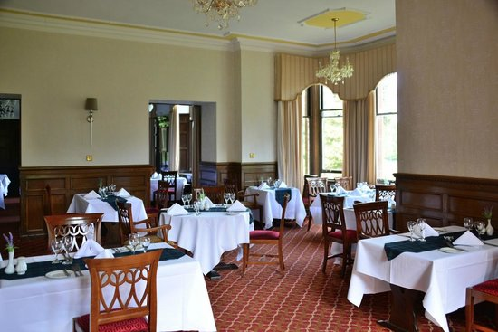 Friars Carse Country House Hotel: Dining Room