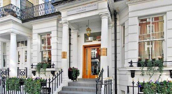 London Premier Kensington: L'hôtel