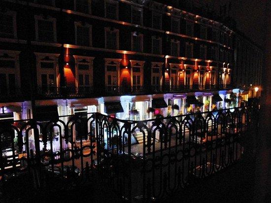 London Premier Kensington : Vue de la chambre