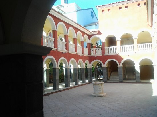 R2 Rio Calma Hotel & Spa & Conference : widoczek z hotelu