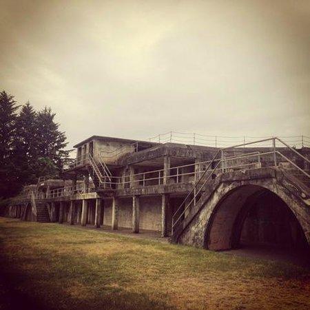 Fort Stevens State Park: Battery