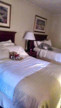 Park Inn by Radisson Uniontown: (2) Double Beds