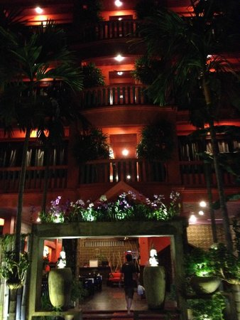 Golden Butterfly Villa: Hotel