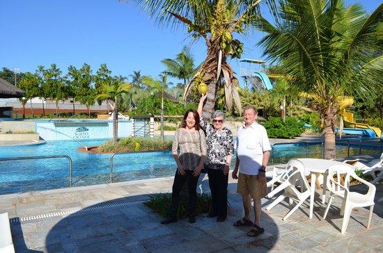 Hotel Fazenda Salto Grande: Delicioso parque aquático
