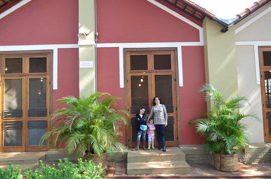 Hotel Fazenda Salto Grande: Restaurante Tulha de Arroz