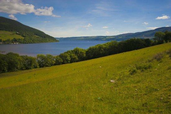 Kilmore Farmhouse: Loch Ness.Not Far