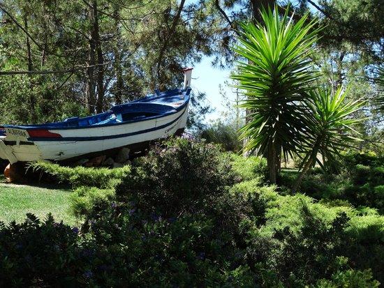 PortoBay Falesia: Naast hotel toegang tot klif